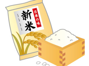 白毛もち米販売開始!